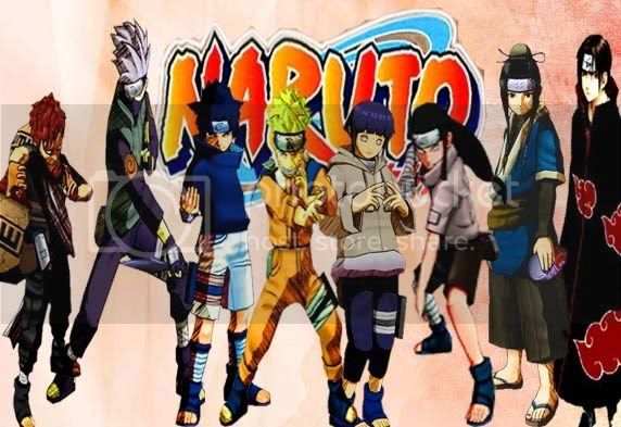 Naruto Popular player